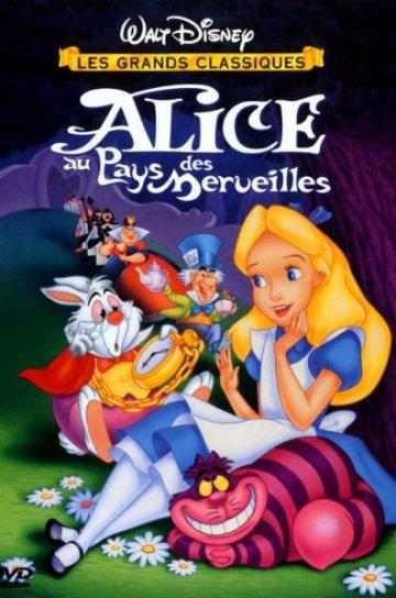 Alice au pays des Merveilles (Dessin Animé)