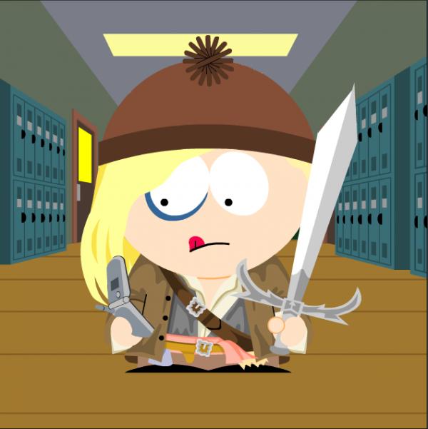 South Park: Elisa