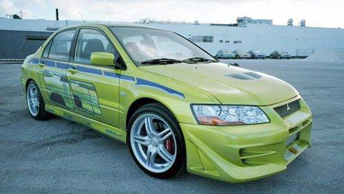 Les voitures de 2 Fast 2 Furious