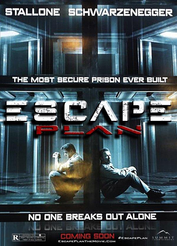 Escape Plan ( Evasion) 2013