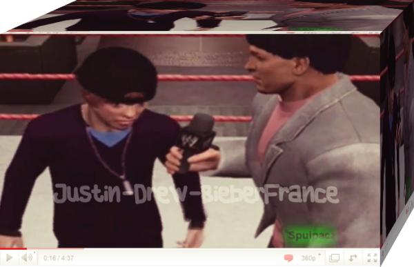 . ♥ 12/22 . Jeu vidéo sur Justin... .