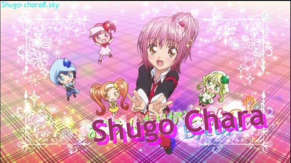 ~C'est quoi Shugo Chara au faite ?~