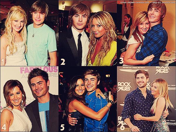 Zashley ou l'amitié parfaite, parmis ces photos quelle est ta préférée et pourquoi?