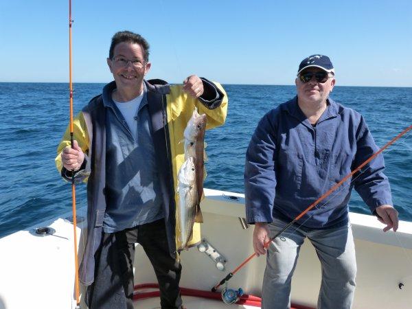 guide de pêche le retour