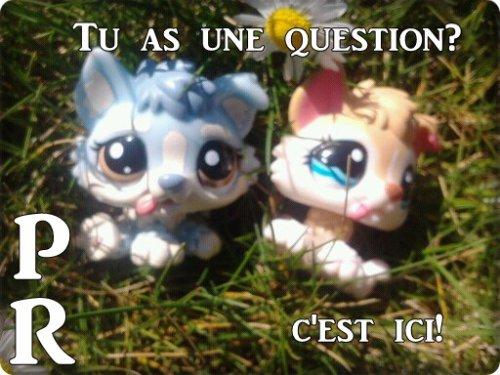 une question?