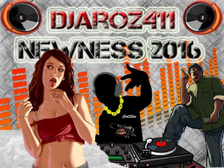♫♪ - www.aroz411.skyrock.com - ♪♫ / djaroz411 NewNess - SMS REMIX 2016 XKLU!! (2016)