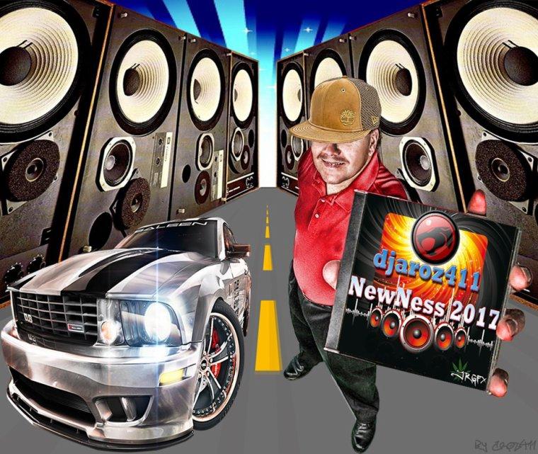 ♫♪-www.aroz411.skyrock.com-♪♫ / djaroz411 NewNess_-_NIKO ft KRYSSY - Burn A Dem Maxii2017 (2017)