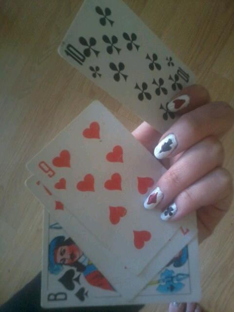 vernis poker