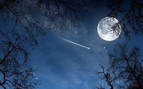 ll faut toujours viser la lune, car même en cas d'échec, on atterrit dans les étoiles