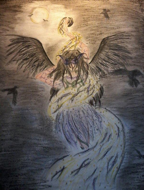 Dessin éléments ténèbres