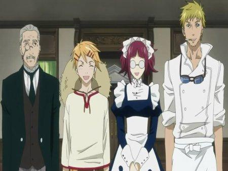 Personnages de Kushitsuji