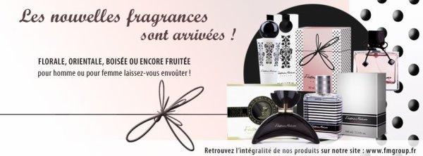 Nouvelles fragrances