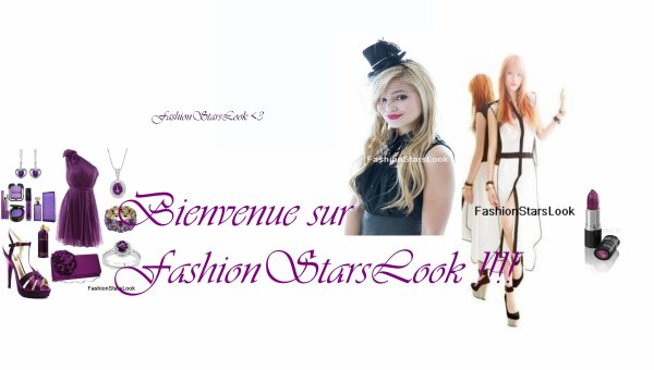 Welcome on the blog FashionStarsLook !!!!!