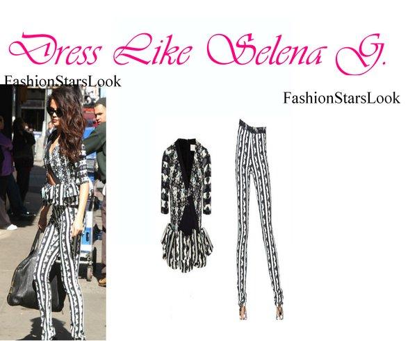 Dress Like Selena !