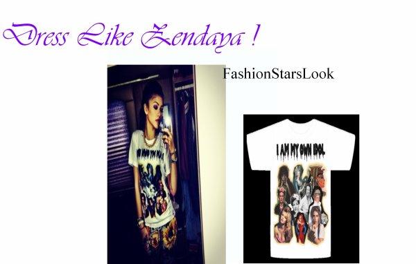 Dress Like Zendaya !