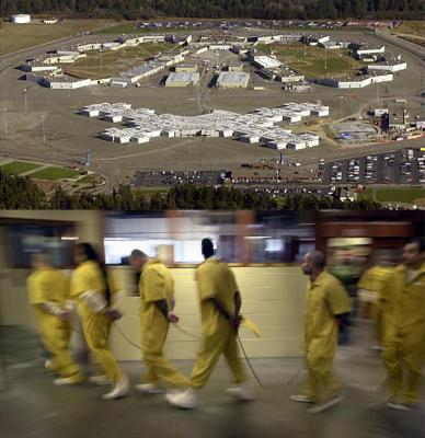 pelican bay supermax Four alleged members of rival gangs launched a hunger strike 30,000 strong from the isolation of their supermax pelican bay state.