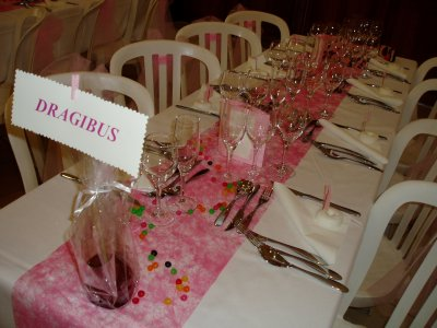 D coration de table gourmande organisation de mariage - Deco table gourmandise ...