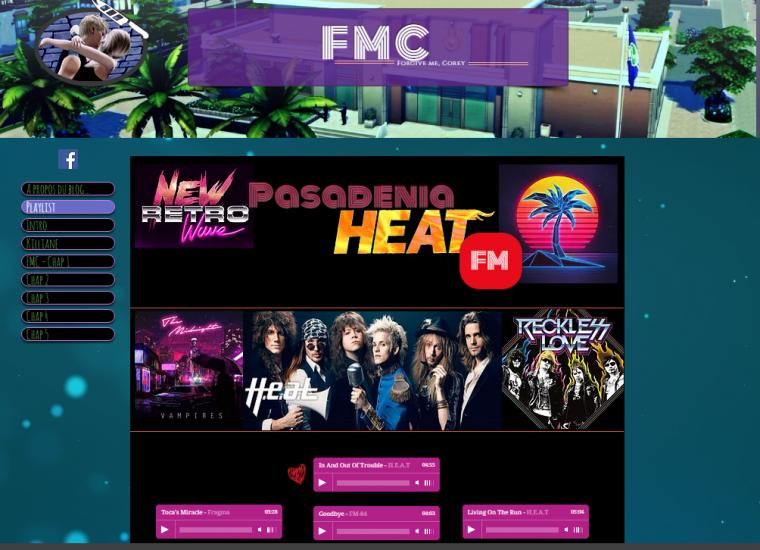 PASADENIA HEAT FM