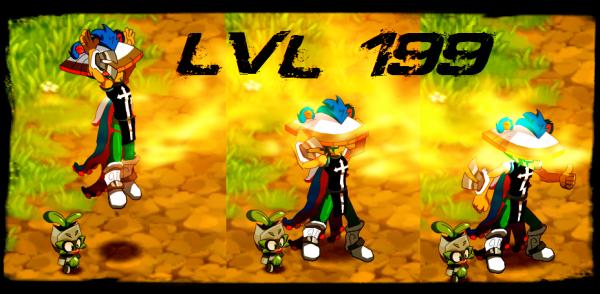LVL 199 !