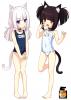 Image de Miki,Connie et Kitsune