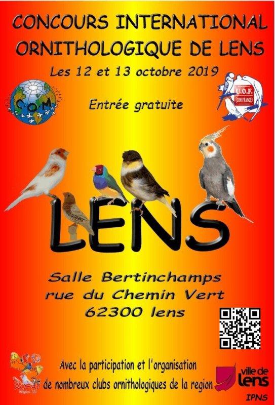 Exposition Ornithologique Lensois