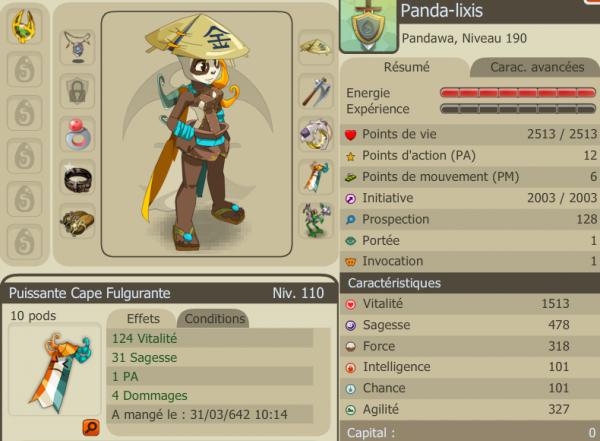 Pour bientôt le Ben - Panda/Zobal - Iop