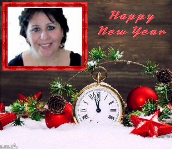 Bon réveillon de la Saint Sylvestre mes cher amis ainsi qu'une très bonne année 2016