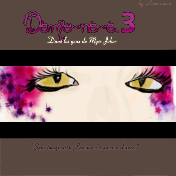 Tome  3 : Dans les yeux de Myss Joker