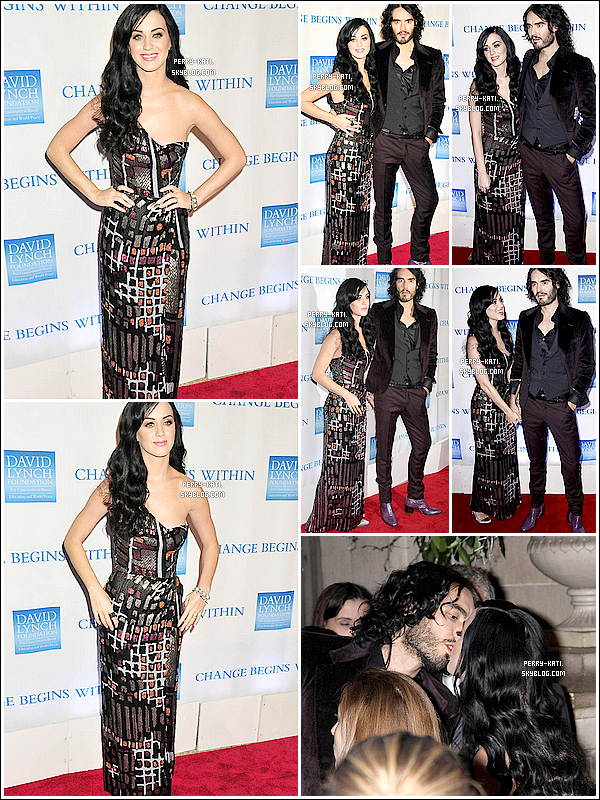13/12/10: Mme Brand accompagnant son mari au gala « Change Begins Within » à New York. Flop ?