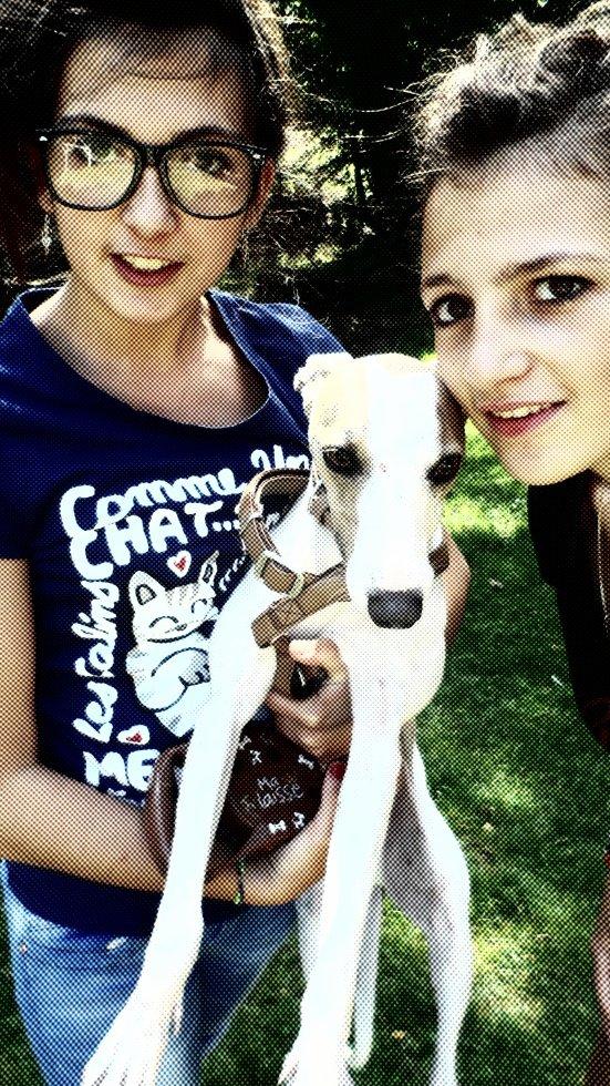 Avec Manon & Doog :)