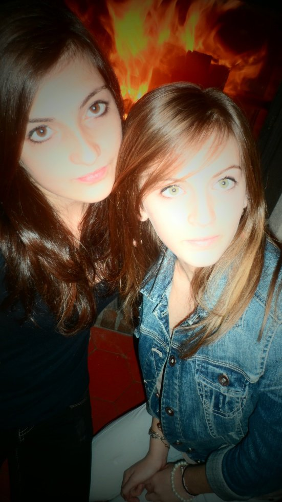 Avec Ma Julie <3 <3 <3