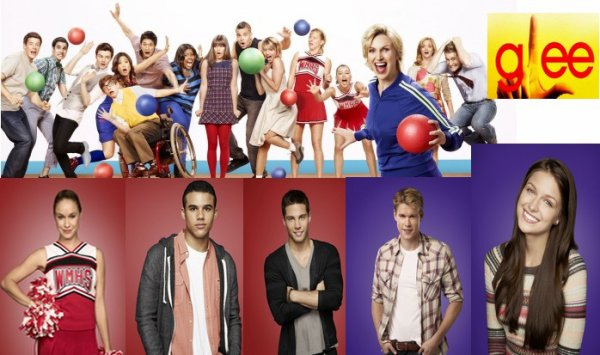 Qui préfère-tu dans Glee ? - Plusieurs choix possibles
