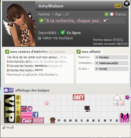 est IMVU un site de rencontre Smart Dating au Royaume-Uni