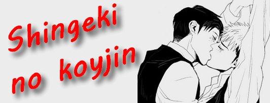 Les couples dans shingeki no koyjin