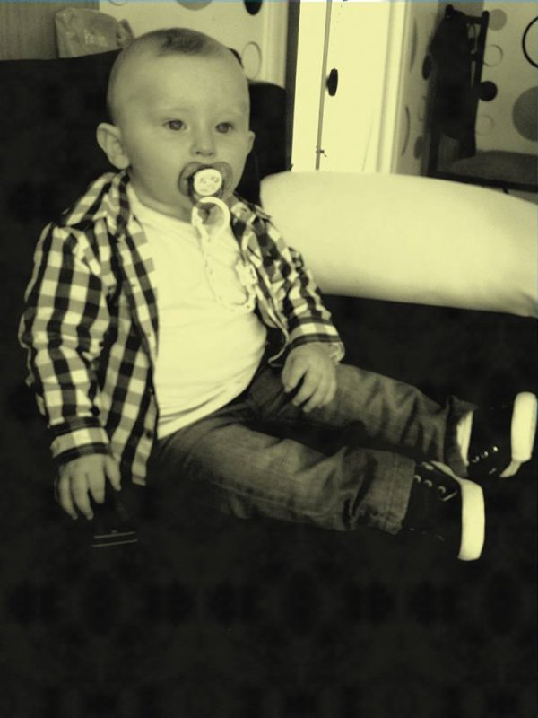 mon fils ma plus grande fiété <3