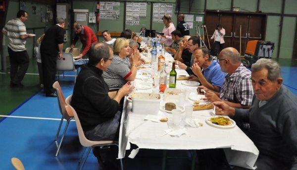 BORDEAUX: EXPO DU CINQUANTENAIRE : tout à une fin (ou une faim???)