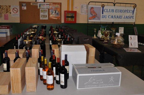 PHOTOS DE L'EXPO DE BORDEAUX 2011 (la remise des prix)