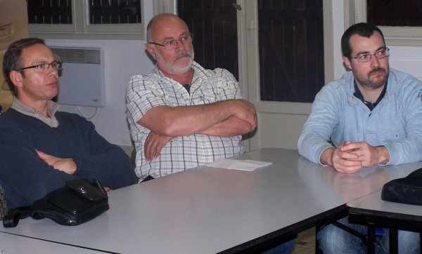 UN SUPER MOMENT DE CONVIVIALITE : ASSEMBLEE GENERALE DU CLUB DE BORDEAUX