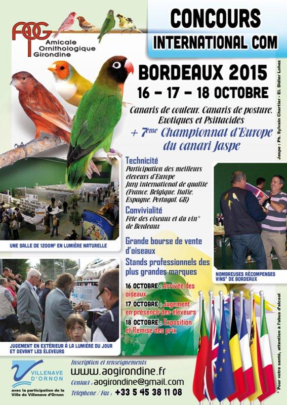 """LE GRAND DEFI AUX REGIONS : LA NOUVEAUTE DE """"BORDEAUX 2015"""""""