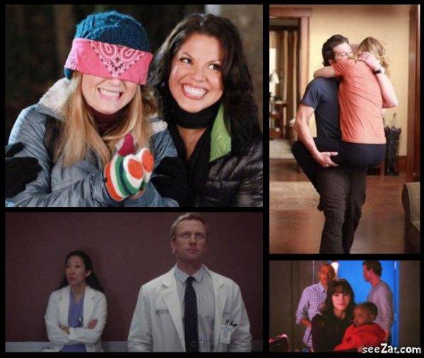Grey's Anatomy - Saison 8 - Episode 14