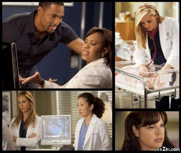 Grey's Anatomy - Saison 8 - Episode 23