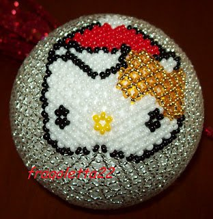 Boule Hello Kitty!