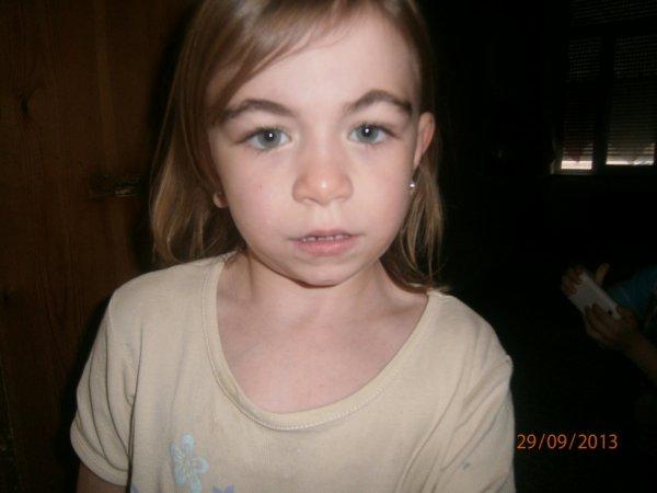 ma 3em fille angelina