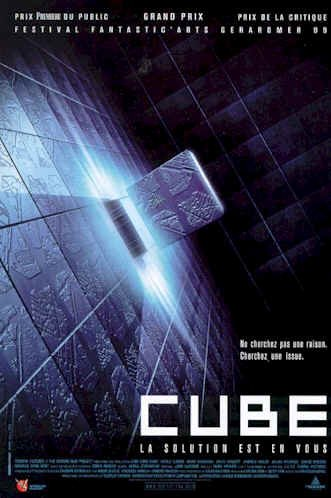 bande annonce cube