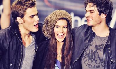 . Vampire Diaries  .