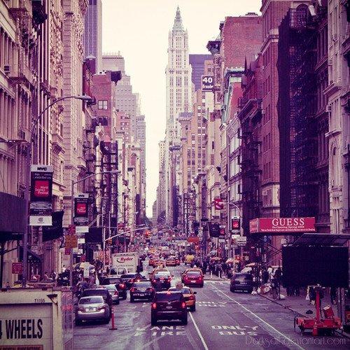 . New York .  .