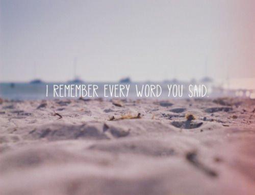 .  I need you.   .