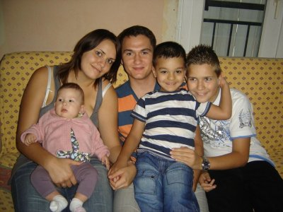Ma famille que j'aime...