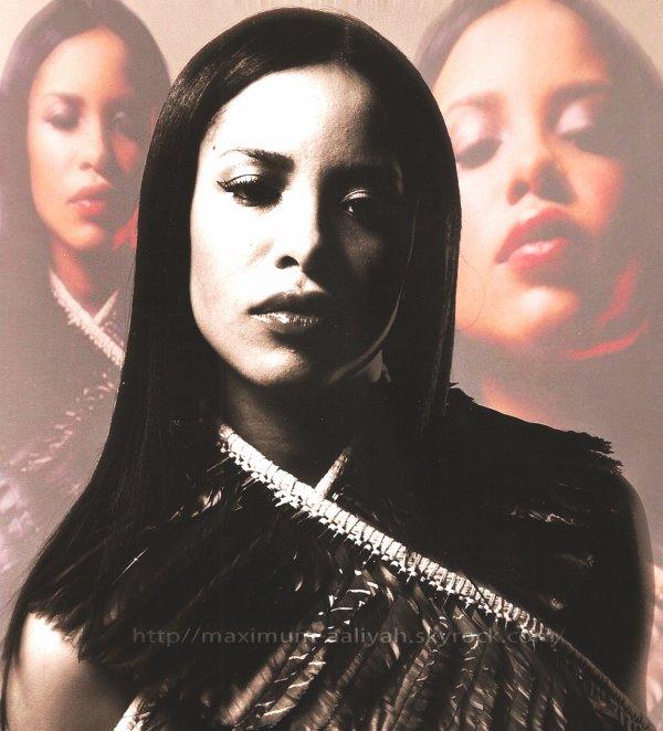 Ecoutez les démos enregistrées pour Aaliyah!!