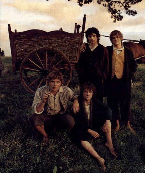 Les Hobbits